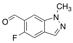 5-Fluoro-1-methyl-1H-indazole-6-carboxaldehyde