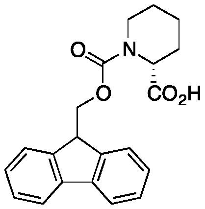 (R)-1-(((9H-Fluoren-9-yl)methoxy)carbonyl)piperidine-2-carboxylic Acid