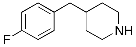 4-(4-Fluorobenzyl)piperidine