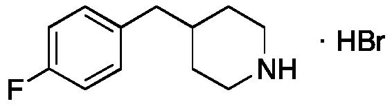4-(4-Fluorobenzyl)piperidine Hydrobromide