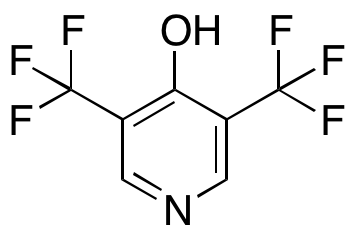 3,5-Bis(trifluoromethyl)-4-pyridinol