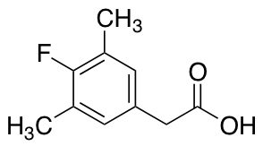 4-Fluoro-3,5-dimethylphenylacetic Acid