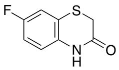 7-Fluoro-2H-benzo[b][1,4]thiazin-3(4H)-one