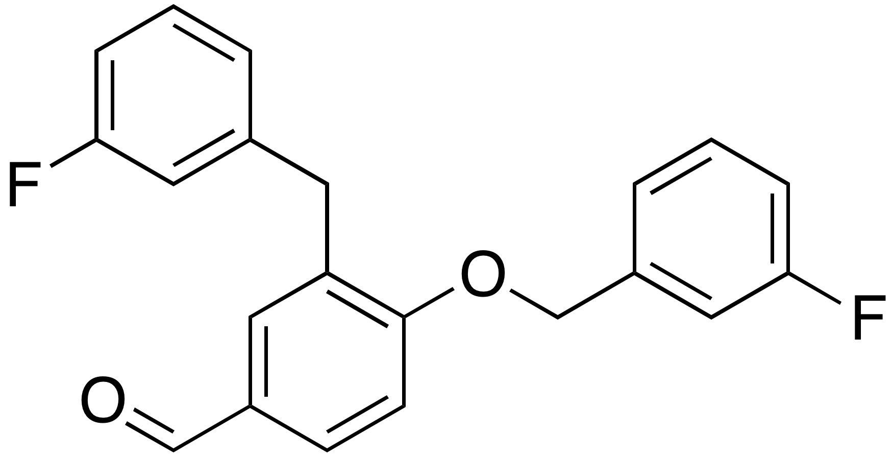 3-(3-Fluorobenzyl)-4-[(3-fluorobenzyl)oxy]benzaldehyde