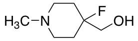 4-Fluoro-1-methyl-4-piperidinemethanol