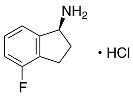 (S)-4-Fluoro-2,3-dihydro-1H-inden-1-amine hydrochloride