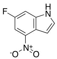 6-Fluoro-4-nitroindole