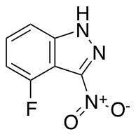4-Fluoro-3-nitro (1H)indazole