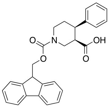 Fmoc-cis-DL-4-phenylpiperidine-3-carboxylic Acid