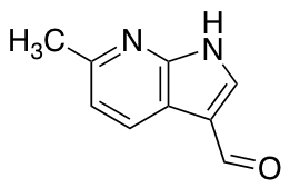 3-Formyl-6-methyl-7-azaindole