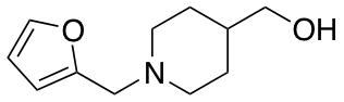 [1-(2-furylmethyl)piperidin-4-yl]methanol
