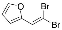 2-(2,2-Dibromoethenyl)furan