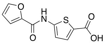 5-(Furan-2-amido)thiophene-2-carboxylic Acid