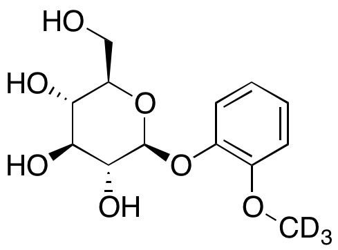 Guaiacol--D-glucopyranoside-d3