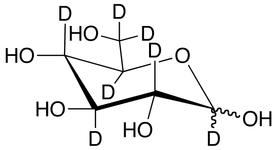 D-Glucose-1,2,3,4,5,6,6-d7