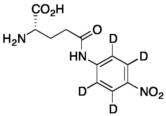 L-Glutamic Acid -p-Nitroanilide-d4