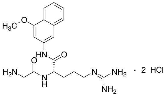 Gly-Arg 4-Methoxy--naphthylamide Dihydrochloride