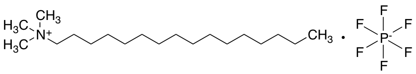 N-Hexadecyltrimethylammonium Hexafluorophosphate