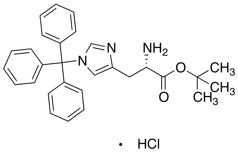 H-His(trt)-otbu hydrochloride