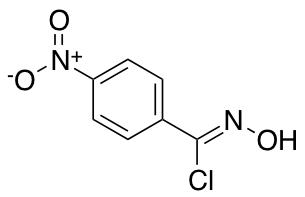 N-Hydroxy-4-nitrobenzimidoyl Chloride