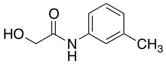 2-Hydroxy-N-(3-methylphenyl)acetamide