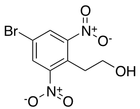 1-Hydroxyethyl-4-bromo-2,6-dinitrobenzene