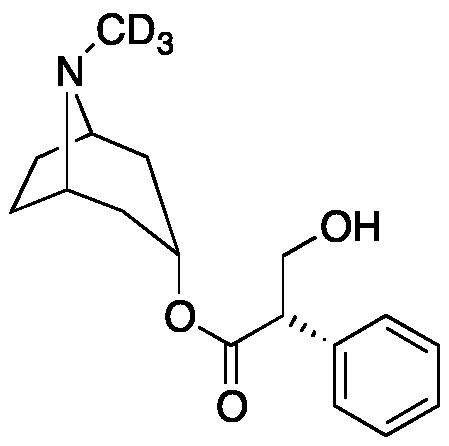 (-)-Hycosamine-d3