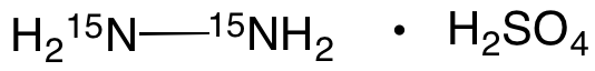 Hydrazine Sulfate-15N2