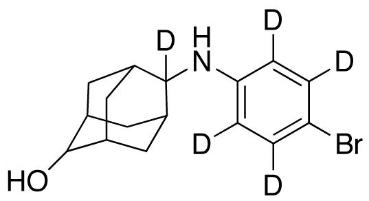 6-Hydroxy Bromantane-d5