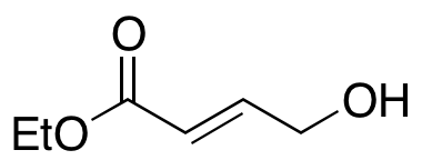 (E)-4-Hydroxycrotonoic Acid Ethyl Ester