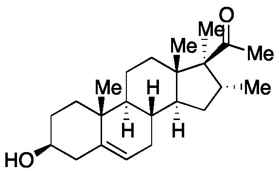 3-Hydroxy-16,17-dimethylpregn-5-en-20-one