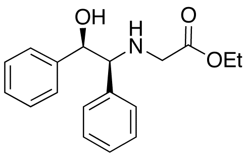 N-[(1S,2R)-2-Hydroxy-1,2-diphenylethyl]-glycine Ethyl Ester