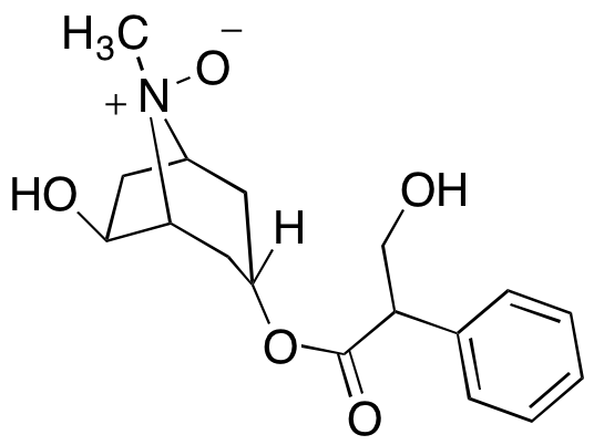6-Hydroxyhyoscyamine 8-Oxide