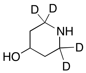 4-Hydroxypiperidine-D4