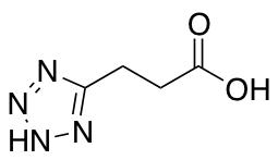 3-(2H-1,2,3,4-Tetrazol-5-yl)propanoic Acid