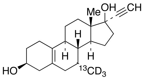 3-Hydroxy Tibolone-13C,d3