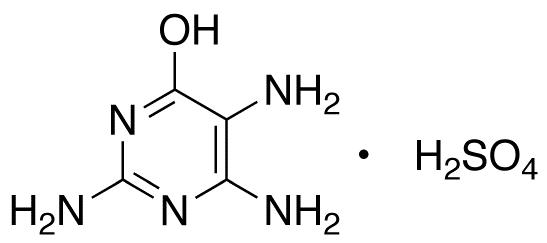 6-Hydroxy-2,4,5-triaminopyrimidine, Sulfate