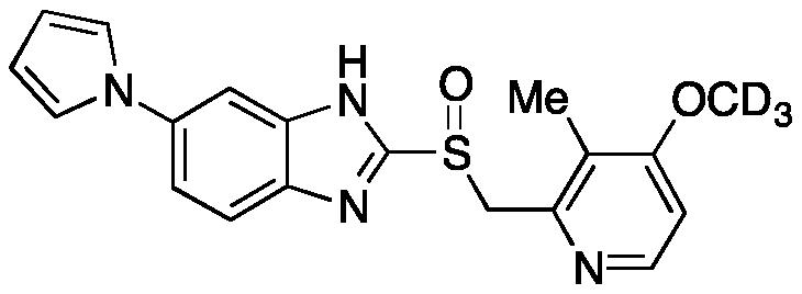 Ilaprazole-d3