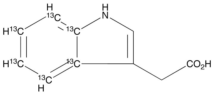Indoleacetic Acid-13C6
