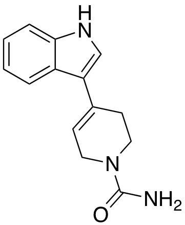 4-(1H-Indol-3-yl)-1,2,3,6-tetrahydropyridine-1-carboxamide