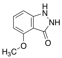 1,2-Dihydro-4-methoxy-3H-indazol-3-one
