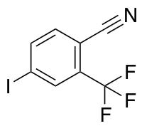 4-Iodo-2-(trifluoromethyl)benzonitrile