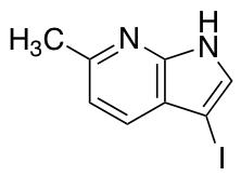 3-Iodo-6-methyl-1H-pyrrolo[2,3-b]pyridine