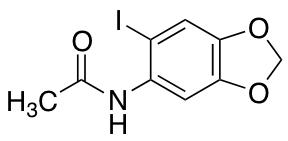 N-(6-Iodobenzo[d][1,3]dioxol-5-yl)acetamide