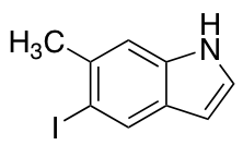 5-Iodo-6-methyl-1H-indole