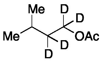 Isoamyl Acetate-d4