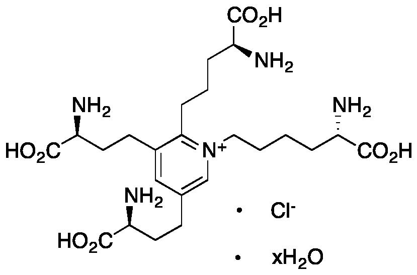 Isodesmosine Chloride Hydrate