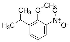 2-Isopropyl-6-nitro Anisole