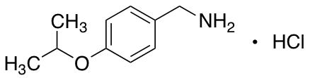 (4-Isopropoxyphenyl)methanamine Hydrochloride