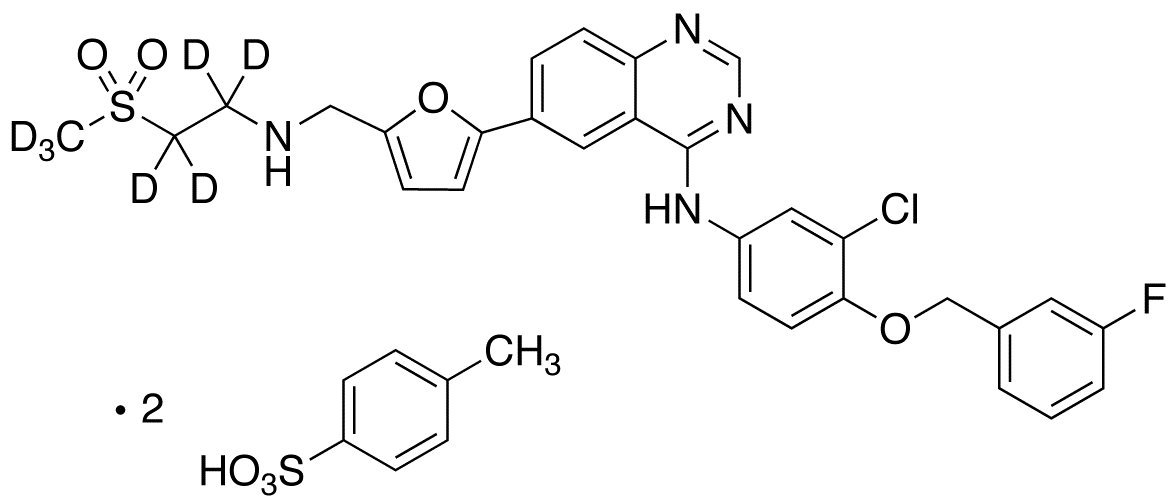 Lapatinib-d7 Ditosylate